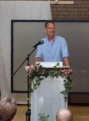 2.Vorsitzender des Fördervereins Herr Schwarzenstein