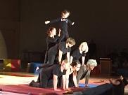 Akrobatikgruppe
