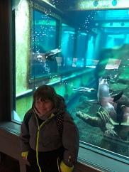 Alexandra und die Pinguine