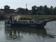 Auf der Weser