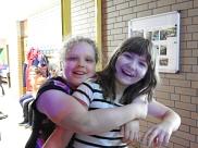 Cora und Patti