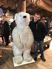 Martin findet Eisbären gut