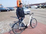 Fahrrad-..das unbekannte Wesen