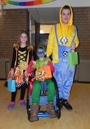 Gewinner des Kostümwettbewerbs