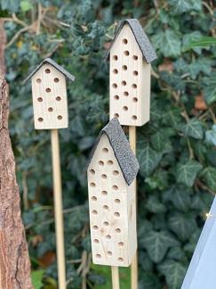 Insektenhotel (mini)©Helen-Keller-Schule