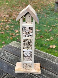 Insektenhotel (mittel)©Helen-Keller-Schule
