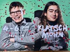 Klatschmohn 2019 Plakat©Helen-Keller-Schule
