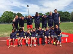 Team Landesausscheid Paralympics