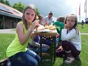 Pommes-Picknick