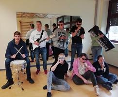 Schulband©Helen-Keller-Schule