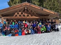 Skigruppe 2019©Helen-Keller-Schule