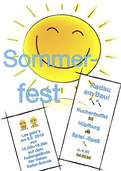 Sommerfest©Helen-Keller-Schule