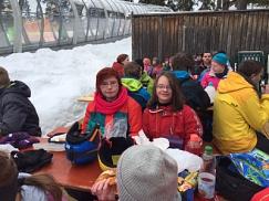 Tag 2 in Garmisch und erster Skitag