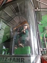 Traktorfahrer Friedrich