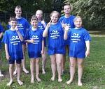 Unsere Schwimmer