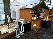 Verkaufsstand in Nienburg