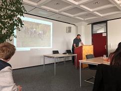 Vortrag in Neustadt©Helen-Keller-Schule
